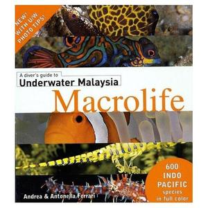 A DIVER'S GUIDE TO UNDERWATER MALAYSIA MACROLIFE Ferrari A. & A.  2003