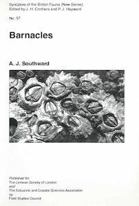 BARNACLES - SYNOPSES OF THE BRITISH FAUNA n°57 (NEW SERIES) Southward A.J.  2008