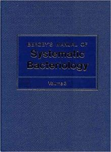 BERGEY'S MANUAL OF SYSTEMATIC BACTERIOLOGY - Volume 3 Holt J.G.  1997