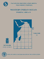 FAO SPECIES IDENTIFICATION SHEETS FOR FISHERY PURPOSES. WESTERN INDIAN OCEAN. FISHING AREA 51. VOLUME 2: Bony Fishes (Congiopodidae To Lophotidae)...
