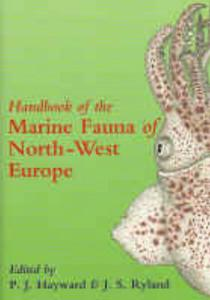HANDBOOK OF THE MARINE FAUNA OF NORTH-WEST EUROPE Hayward P.J. Ryland J.S. 1995