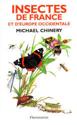 INSECTES DE FRANCE ET D'EUROPE OCCIDENTALE Chinery M.  2005