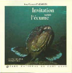 INVITATION SOUS L'ECUME Harmelin J.-G. 1993