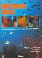 MEDITERRANEE VIVANTE, PROMENADES A LA RENCONTRE DE LA FAUNE ET DE LA FLORE Harmelin J.-G. Vacelet J., Petron C. 1987