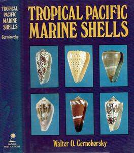 TROPICAL PACIFIC MARINE SHELLS Cernohorsky W.O.  1978